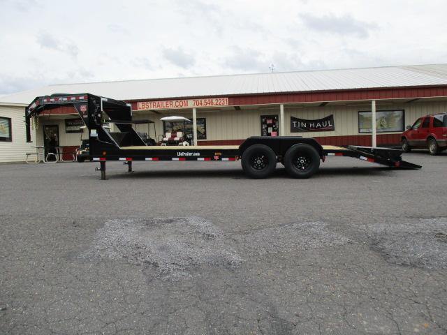 2019 PJ Trailers 22ft Equipment Trailer