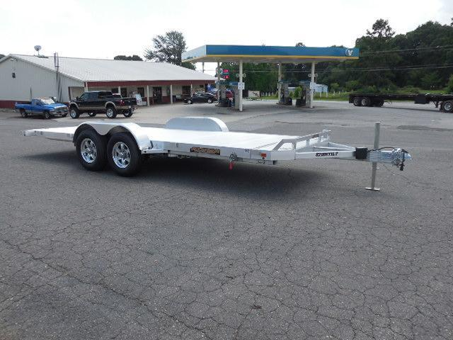 2017 Aluma BP 8218H Tilt Car / Racing Trailer