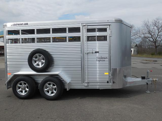 2017 Sundowner Trailers BP Stockman XP Livestock Trailer