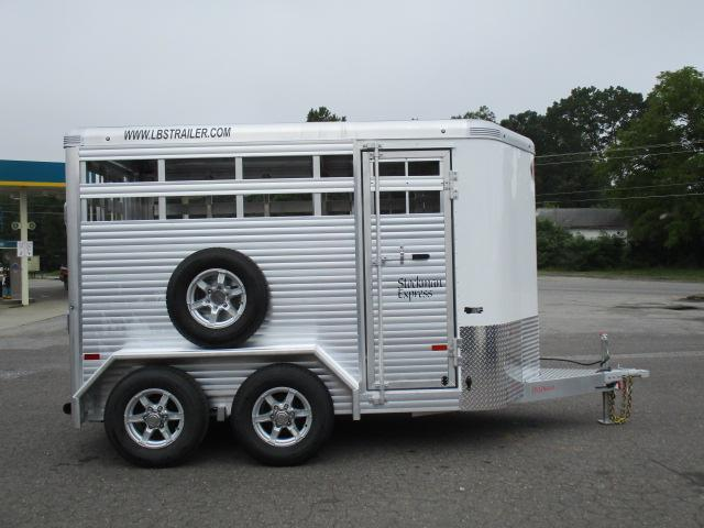 2019 Sundowner Trailers BP 12ft Stockman XP Livestock Trailer