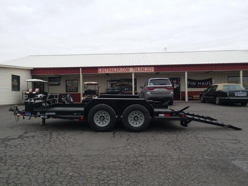2018 Load Trail 80 x 14 Bobcat Equipment Trailer