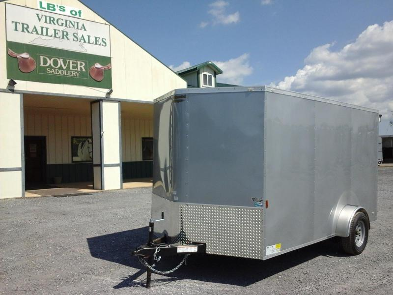 2017 Forest River Continental Enclosed Cargo GANS712SA