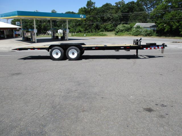 2019 Load Trail BP 83 x 22 Tilt Deck Equipment Trailer