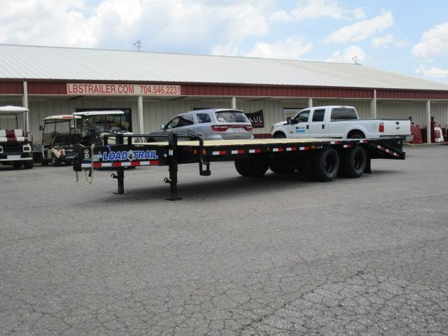 2018 Load Trail PH 102 x 25 Low Pro Equipment Trailer