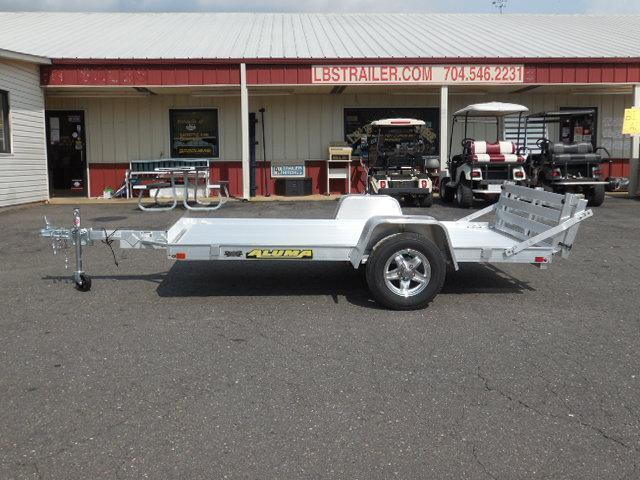 2018 Aluma BP 6310 BT Utility Trailer