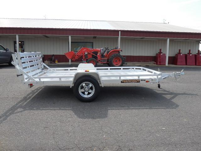2016 Aluma BP 7712H BT Utility Trailer