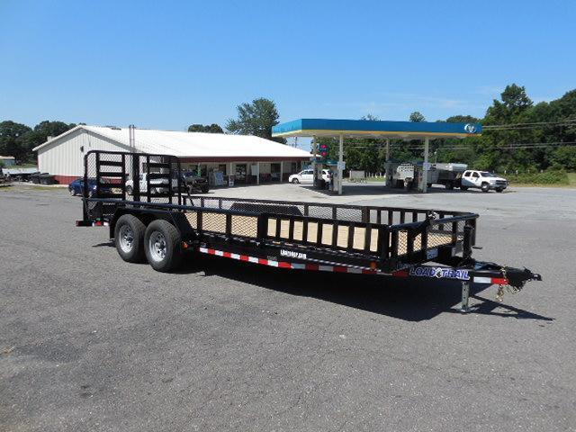 2017 Load Trail BP 83 x 20 TA Car / Racing Trailer