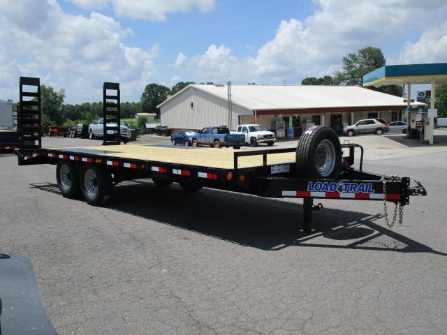 2018 Load Trail PH 102 x 20 Equipment Trailer