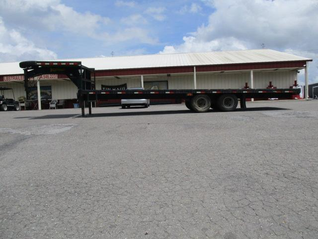 2007 Kaufman Trailers GN 28ft Equipment Trailer