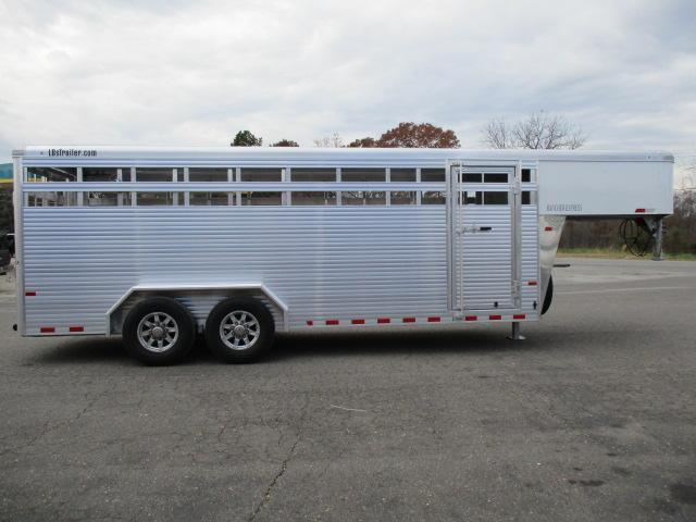 2019 Sundowner Trailers 20ft Rancher XP Livestock Trailer