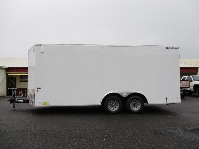 2019 Continental Cargo 8.5 x 18 Enclosed Cargo Trailer