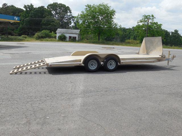 2015 Load Trail BP 83in x 20ft TA Sport Hauler Car / Racing Trailer