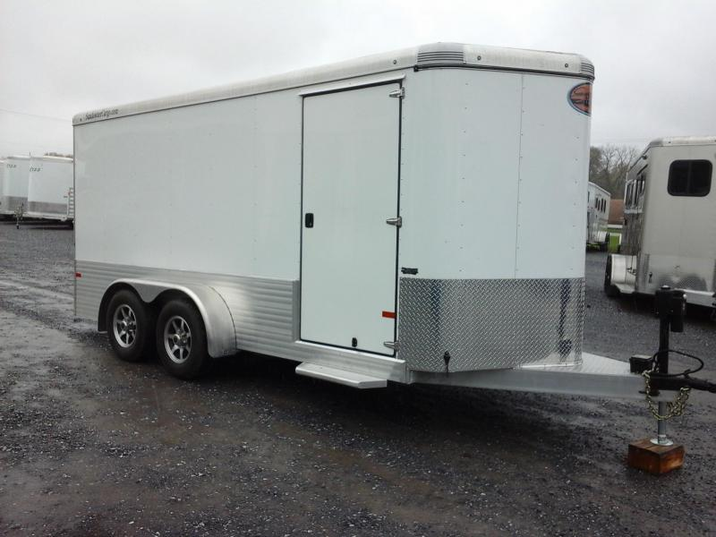 2016 Sundowner Trailers 18ft Tandem Axle Enclosed Cargo Trailer