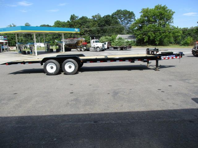 2018 Load Trail 83 x 24 Tilt Deck Equipment Trailer