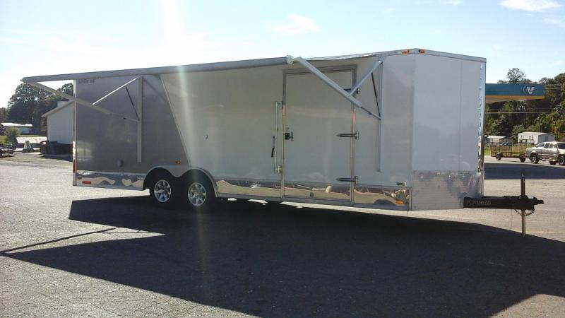 2015 Continental Cargo BP 24ft Enclosed Cargo Trailer