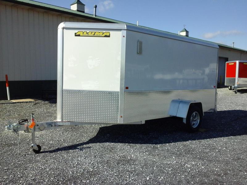 2019 Aluma AE612M Enclosed Cargo Trailer