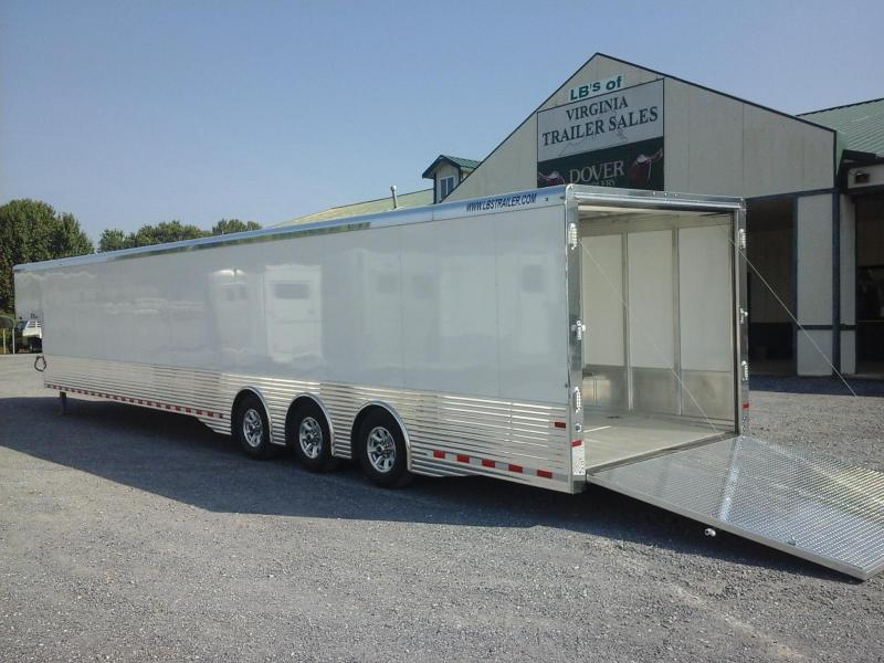 2017 Sundowner Trailers GN 40ft Car / Racing Trailer
