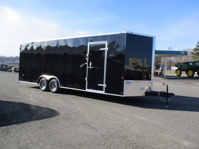 2018 Continental Cargo BP 8.5 x 24 Enclosed Trailer