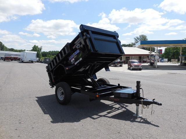 2017 Load Trail BP 5 X 8 SA Dump Trailer
