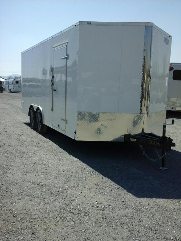 2020 Forest River Continental Cargo 8.5x18 TA Enclosed Cargo Trailer