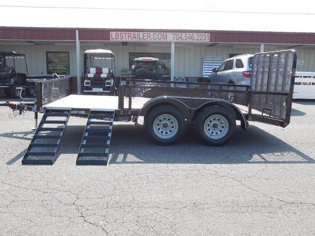 2017 Load Trail BP 83 x 14 Utility Trailer