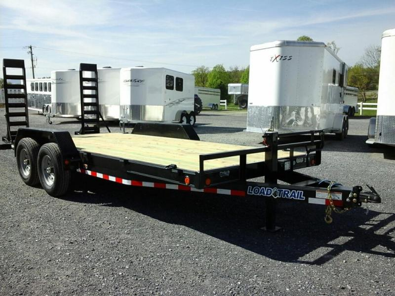 2019 Load Trail 83x18 TA Carhauler Car / Racing Trailer