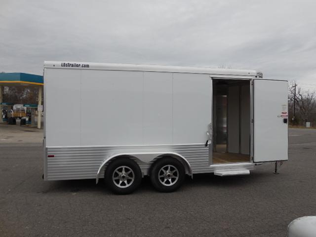 2015 Sundowner BP Sunlite 16ft Cargo / Enclosed Trailer