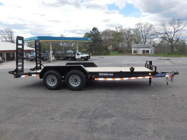 2017 Load Trail 83 x 18 Car / Racing Trailer