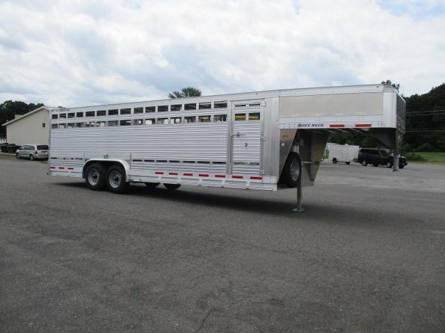 2019 Eby Trailers 26ft Ruff Neck Livestock Trailer