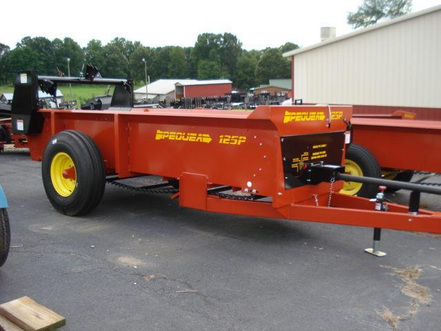 2020 Pequea 125 PTO Manure Spreader Farm / Ranch