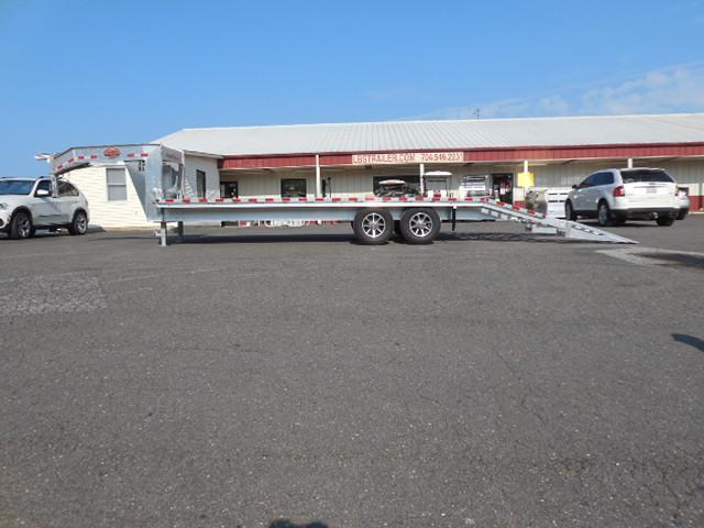2018 Sundowner Trailers GN 25ft XL Equipment Trailer