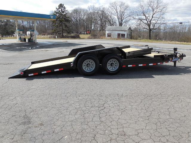 2016 Load Trail BP 83 x 20 Low Pro Tilt Utility Trailer