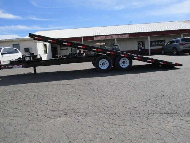 2020 PJ Trailers 22ft Deckover Tilt Trailer