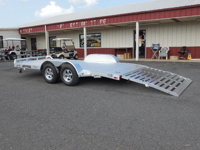 2016 Aluma BP 8216B Car / Racing Trailer
