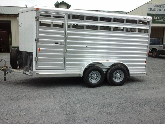 Clearance 2015 Exiss STK 614 BP Trailer
