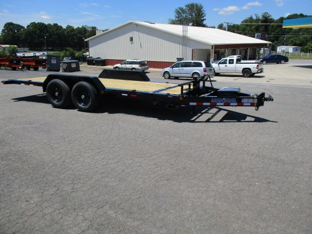 2018 Load Trail BP 83 x 18 Tilt Deck Equipment Trailer
