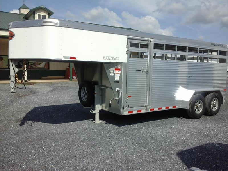 2019 Sundowner Trailers 16ft GN Rancher Express Livestock Trailer