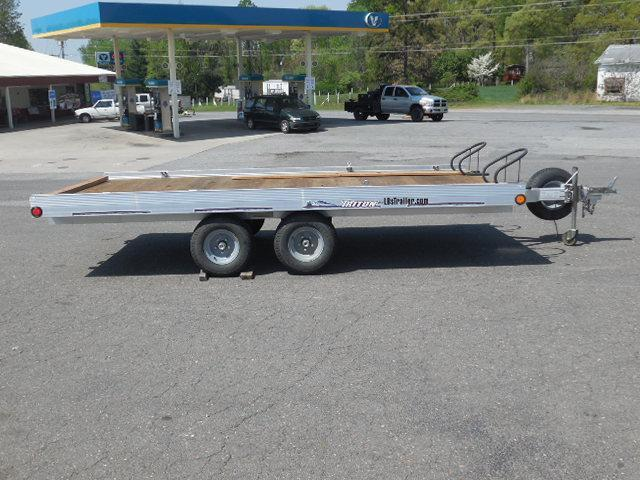 2009 Triton BP ATV 128 ATV Trailer