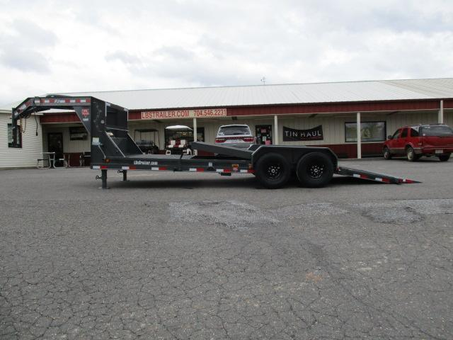 2019 PJ Trailers 22ft Tilt Equipment Trailer