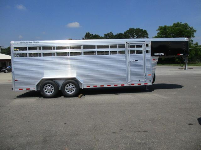 2019 Sundowner Trailers GN 20ft Rancher XP Livestock Trailer