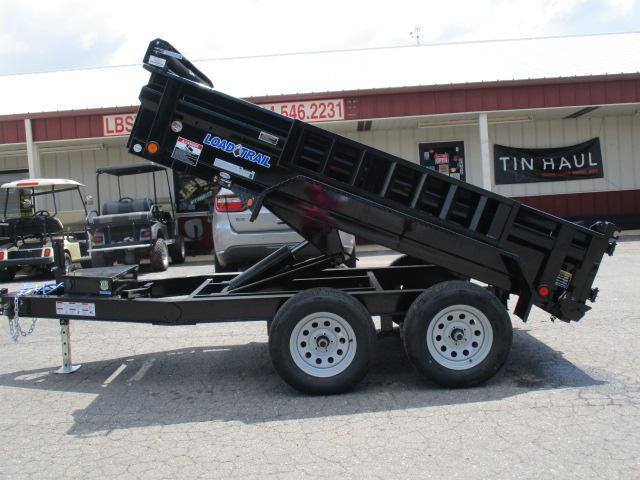 2018 Load Trail BP 5 x 10 Dump Trailer