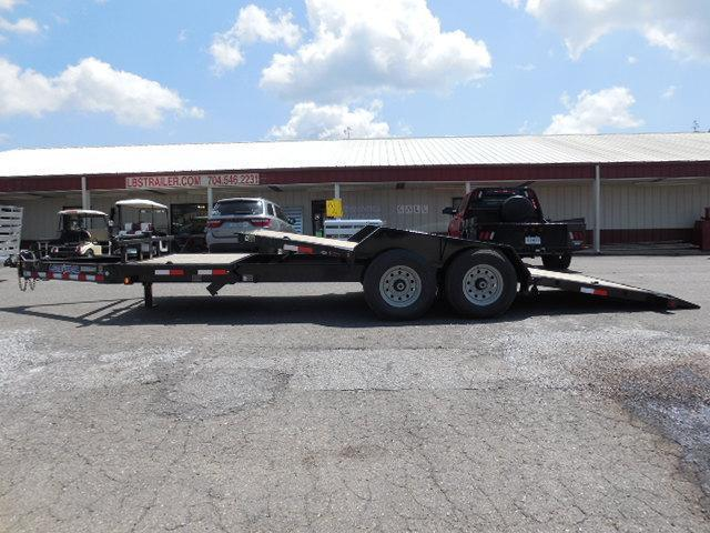 2017 Load Trail BP 83 x 20 Tilt Utility Trailer
