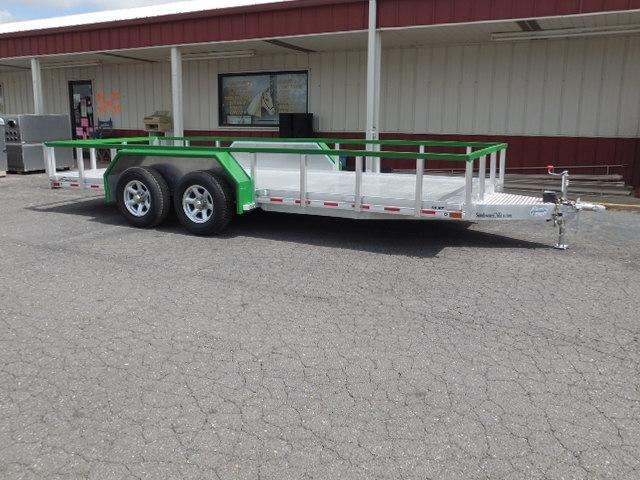 2017 Sundowner Trailers BP 18