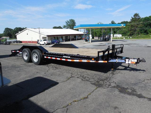 2017 Load Trail BP 102 x 20 TA Equipment Trailer