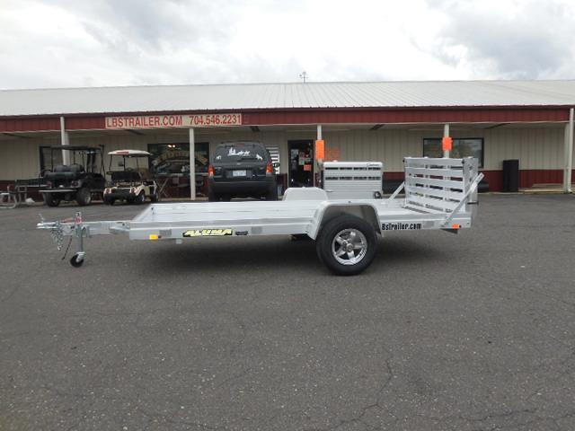 2018 Aluma BP 6812H BT Utility Trailer
