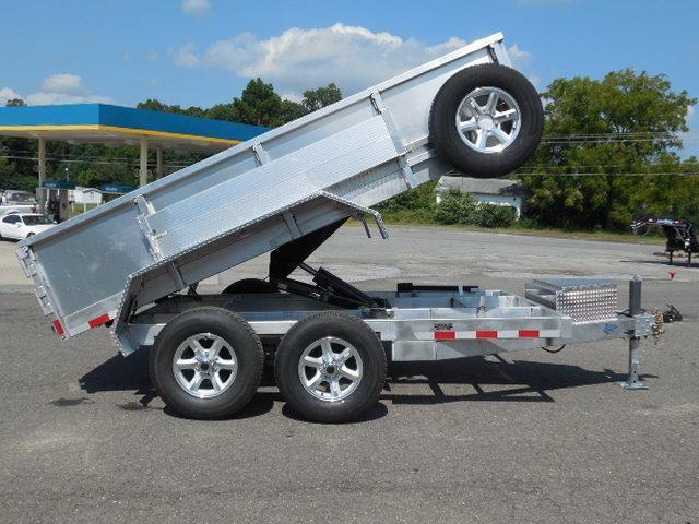 2018 Sundowner Trailers BP 7 x 12 Dump Trailer