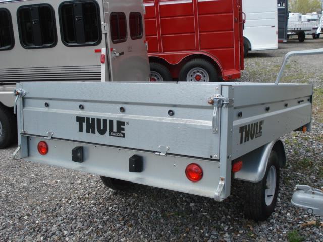 2007 Thule Trailers BP N3205 Utility Trailer