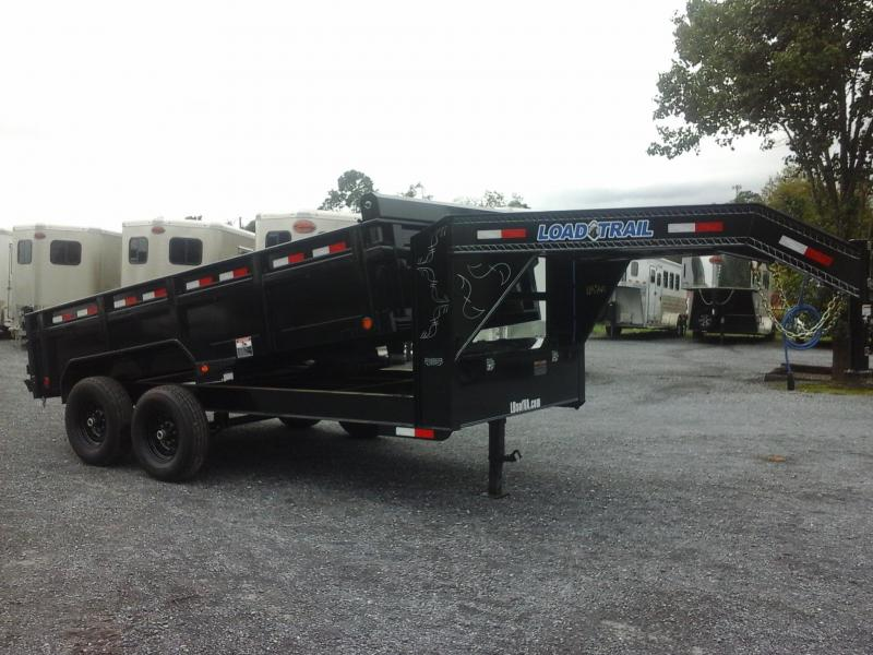 2019 Load Trail 83x14 TA GN Dump Trailer