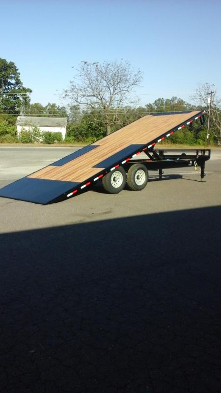 2018 Load Trail PH 102 x 22 Tilt Deck Equipment Trailer