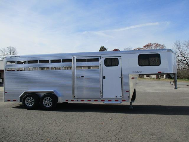 2019 Sundowner Trailers 20ft Rancher TR Livestock Trailer